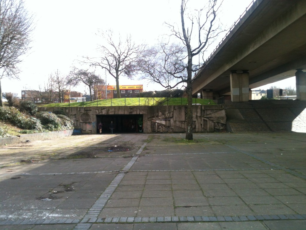 Hockley Flyover 02