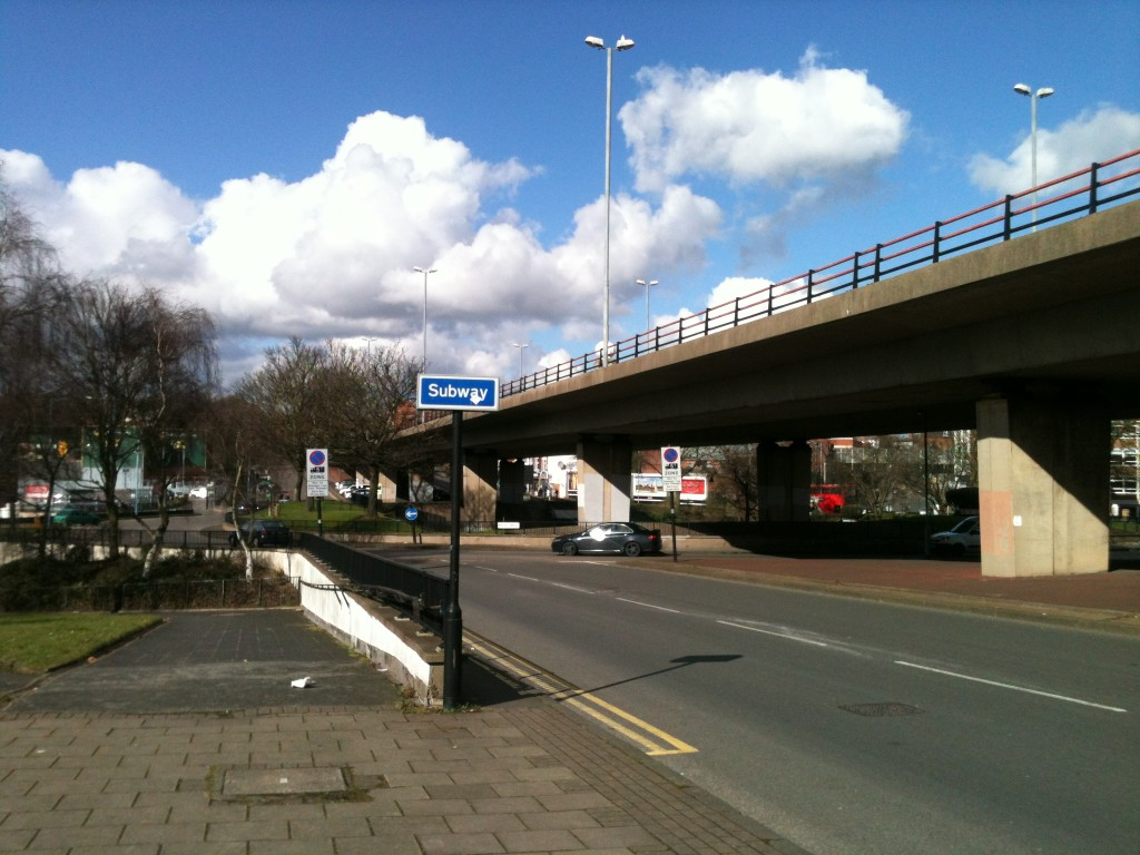 Hockley Flyover 05
