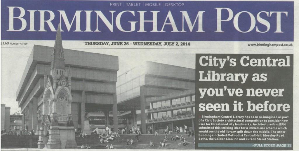 Civic Society Birmingham Post