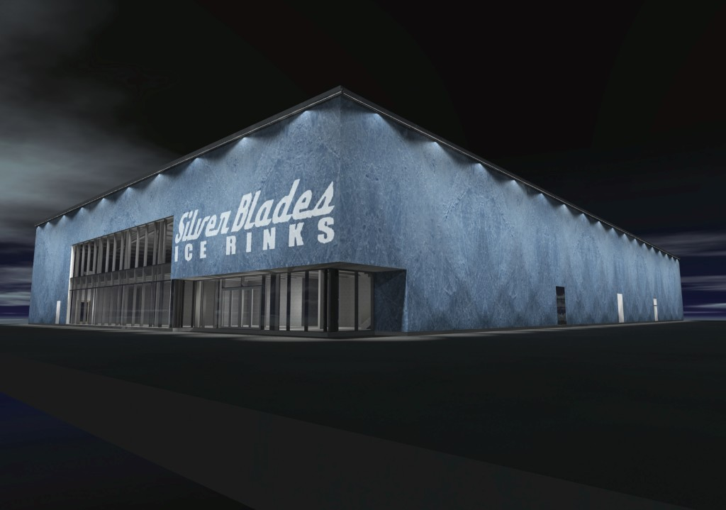 Leeds Ice Rink Exterior