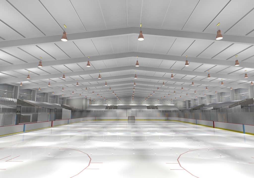 Leeds Ice Rink Interior 1