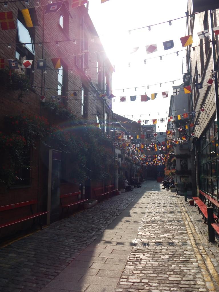 belfast street AK