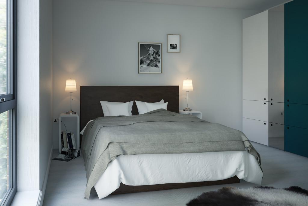 Legge Lane Bedroom