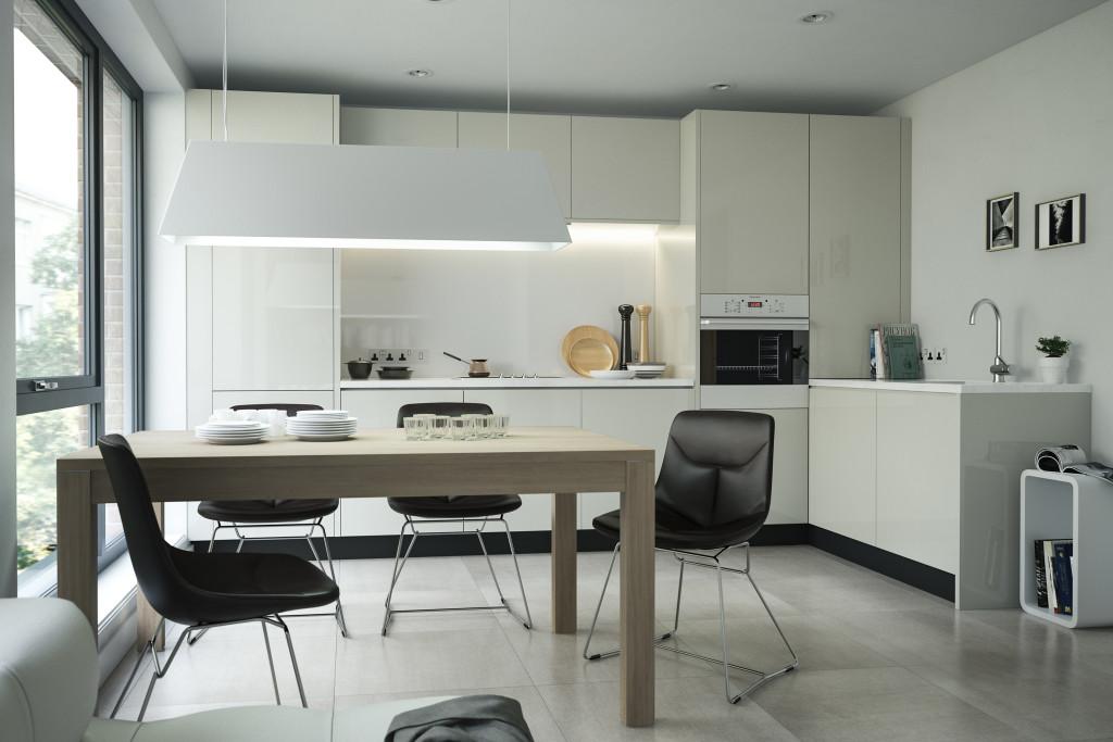 Legge Lane Kitchen