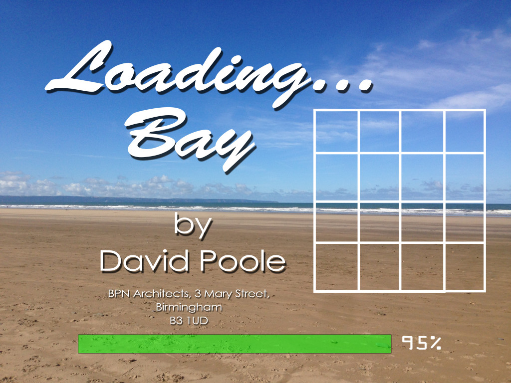 David Poole Loading... Bay