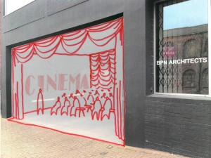Loading Bay Cinema